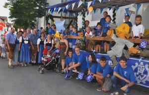 2013-08-11THW JugendDachau Einzug-Schwepfinger (48)